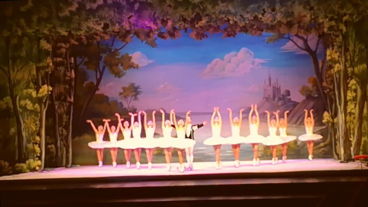 Swan Lake (Last Scene) - St. Petersburg Ice Ballet (Belgrade 14.12.2016.)