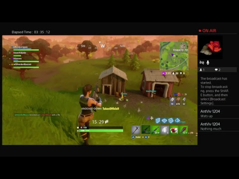 Fortnite  100 pvp players last man  standing   TRUE TALENT LIVE