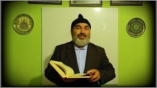 (Video -2) Ali İhsan TÜRCAN - Allah'ı Zikretmek ve O'na Hamd Etmek...