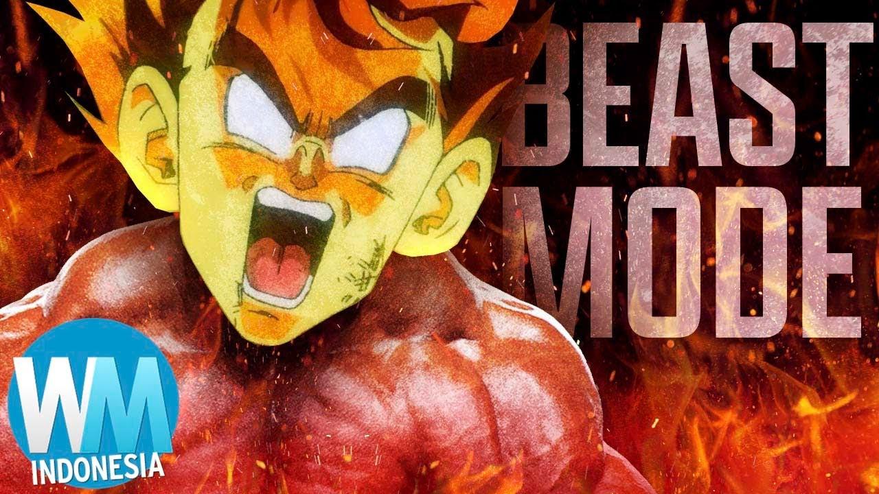 10 Momen Goku Menggunakan Kekuatan Super