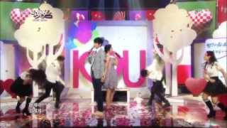 130412 Jin Woon (2AM) & Park Se Young - How Do You Do- - Music Bank mp3
