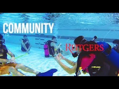 Underwater Basket Making Class Now Offered at Rutgers