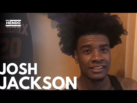 josh Jackson talks sneakers , Phoenix Suns, nba 2k and rookie life interview