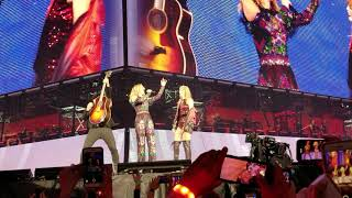 Sugarland & Taylor Swift - Babe - first time live AT&T Stadium Reputation Tour Video