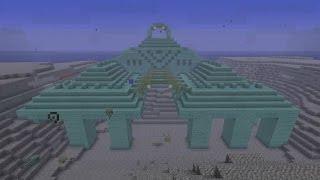Minecraft Su Altı Tapınağı Nasıl Bulunur