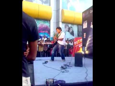Bangalore's Talent Hunt Harry LIVE