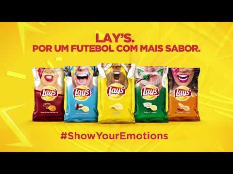 Show Your Emotions - Novos Sabores