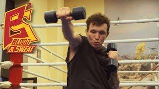 Упражнения для тренировки силы удара. Техника и СФП для бокса. Дмитрий Суродеев.