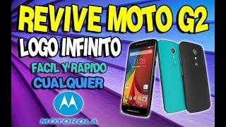 Como Revivir Actualizar Flashear Reparar Moto G2 Y Cualquier Otro Celular Motorola | 2019