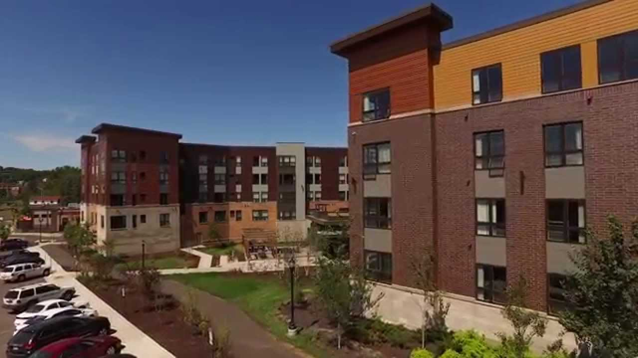apartments for rent in duluth mn bluestone lofts 1080 youtube. Black Bedroom Furniture Sets. Home Design Ideas