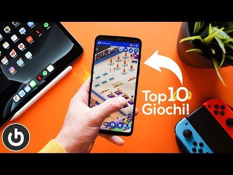 Top 10 GIOCHI GRATIS Da PROVARE Sul TUO Smartphone!   Passatempo   IOS & Android 2019