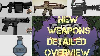 MINI MILITIA -: ALL ABOUT NEW WEAPONS & QNA