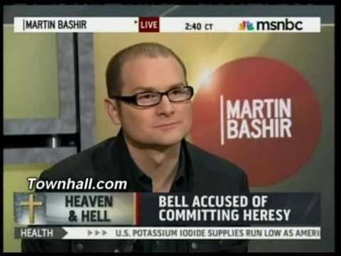 """MSNBC Host Makes Rob Bell Squirm: """"You're Amending The Gospel So That It's Palatable!"""""""