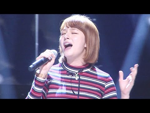 Shannon's Challenge Of Tears 'Jason's Song Gave It Away' 《KPOP STAR 6》  EP02