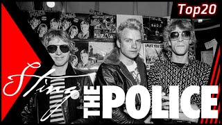Top20 - Sting & The Police