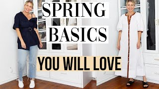 5 Elevated SPRING 2021 BASICS YOU WILL LOVE!