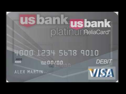 US  Bank credit card