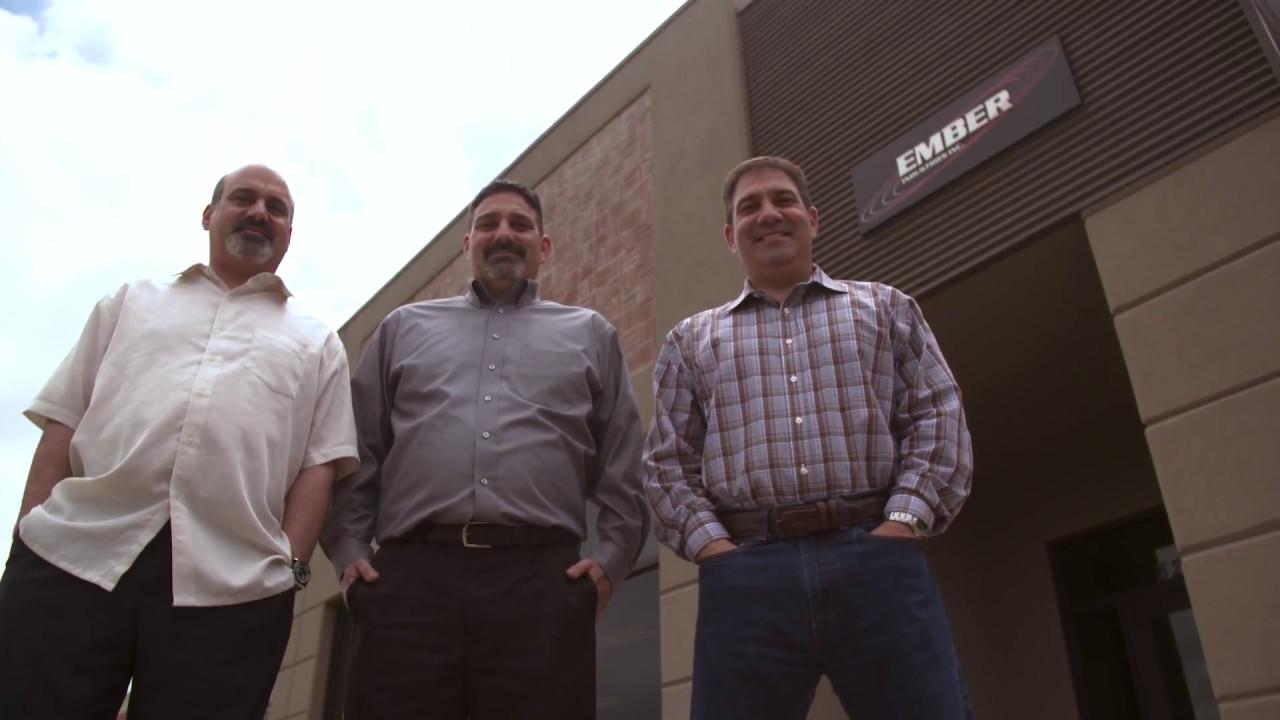 2017 National Small Business Week Phoenix Award: Ember Industries
