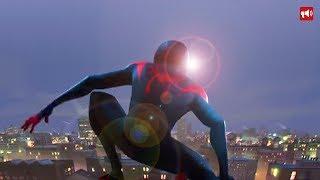 SPIDER-MAN: A NEW UNIVERSE - Trailer - German / Deutsch 2018