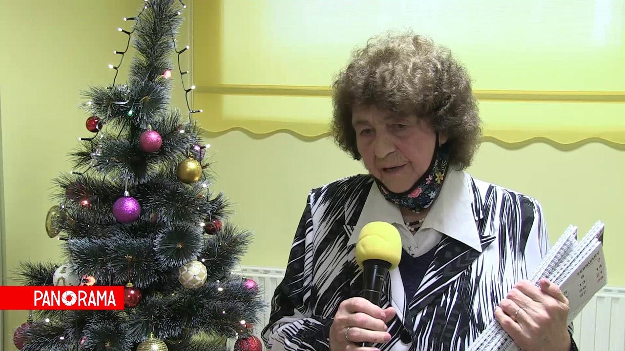 В Йыхвиском дневном центре пенсионеров отметили Рождество