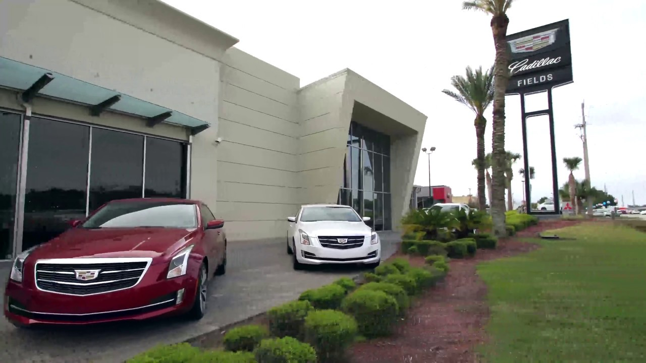 Fields Cadillac Located In Jacksonville Florida