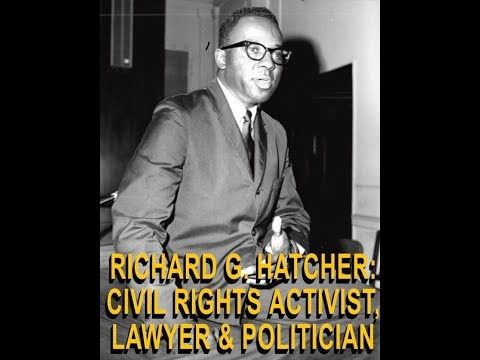 Richard Hatcher: Civil Rights Activist, Lawyer & Politician