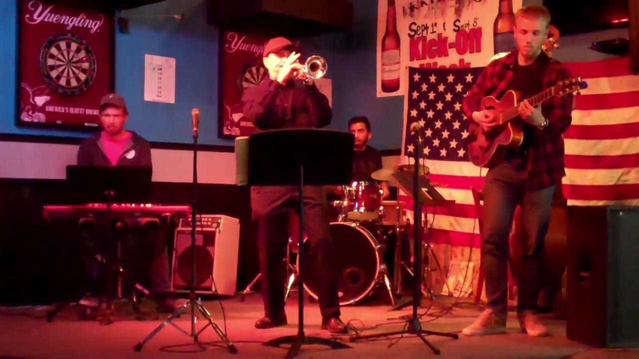 The Rat Man Blues Jazz Jam Rafael Picklesimer Kaiden S Roadhouse Myrtle Beach Sc