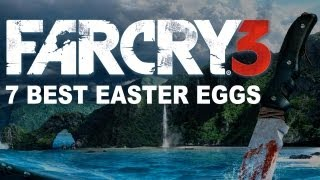 Far Cry 3 - Top 7 Best Easter Eggs