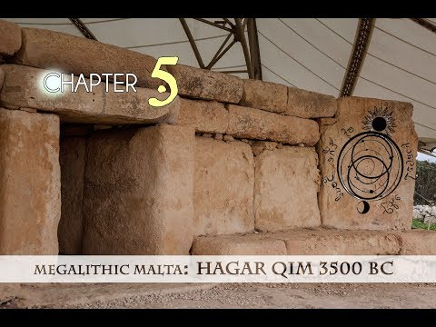 #5 The ADVANCED CIVILIZATION of HAGAR QIM, 3500BC! | MEGALITHIC ancient Malta | [TEMPLOS EN MALTA]
