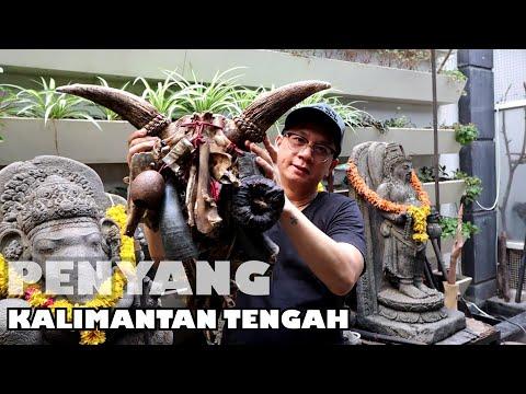 PENYANG SANGKALEMU..!!! Pusaka Tolak Bala Suku Dayak Ngaju Kalimantan Tengah