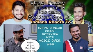 Irfan Junejo Interview With Voice Over Man | Showcase TV | M Bros