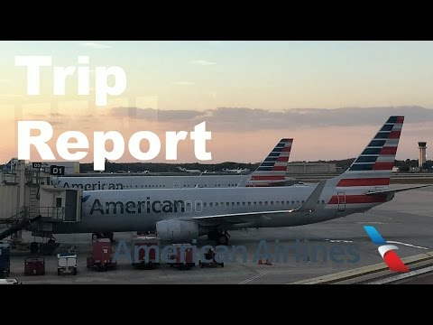 Trip Report|(a319, a321), MEM-CLT-RSW on American Airlines!