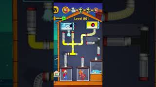 Home Pipe Rescue: water puzzle Level 801