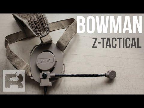 Bowman Z-Tactical EVO III