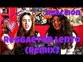 CNCO, Little Mix - Reggaetón Lento Remix REACCIÓN| KATRI´S LIFE