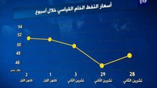 أسعار النفط تحقق أفضل أداء أسبوعي في 5 سنوات على الأقل - (3-12-2016)