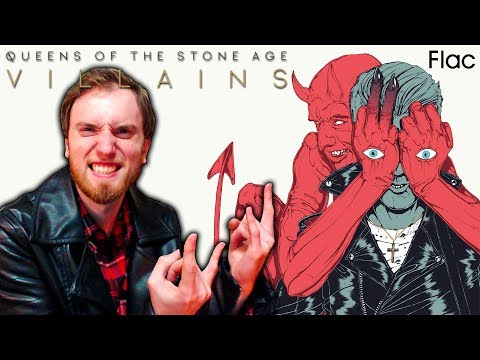 Queens Of The Stone Age - Villains   El Análisis Definitivo!