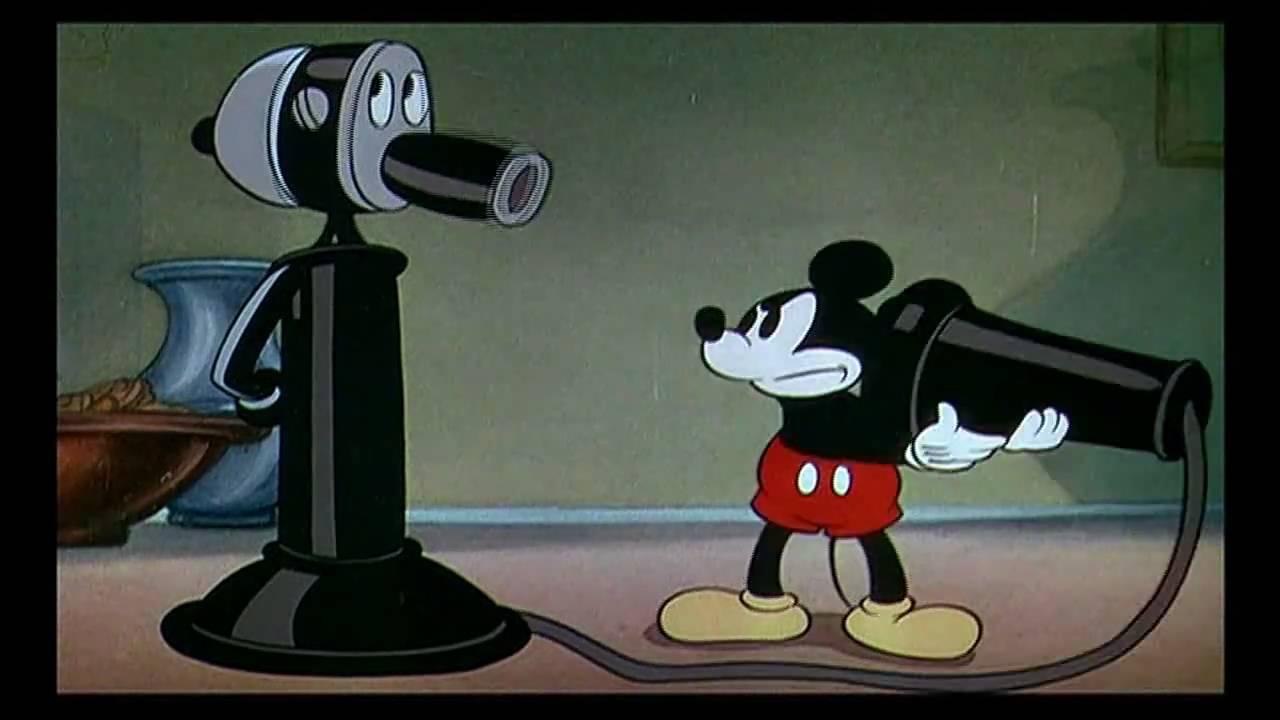 Attraverso lo specchio cortometraggio con topolino - Sognare lo specchio ...