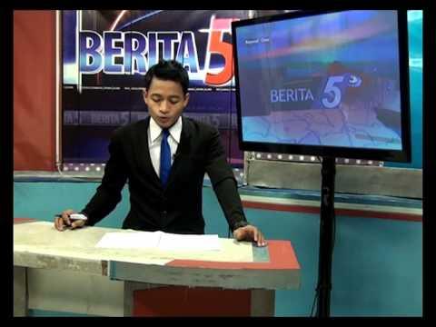 Belajar Opening Berita
