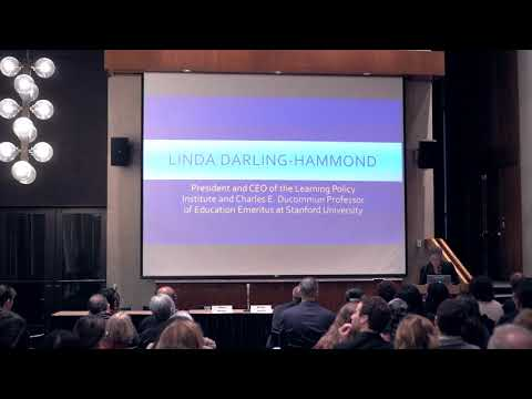 CME Annual Symposium Keynote Address: Linda Darling Hammond