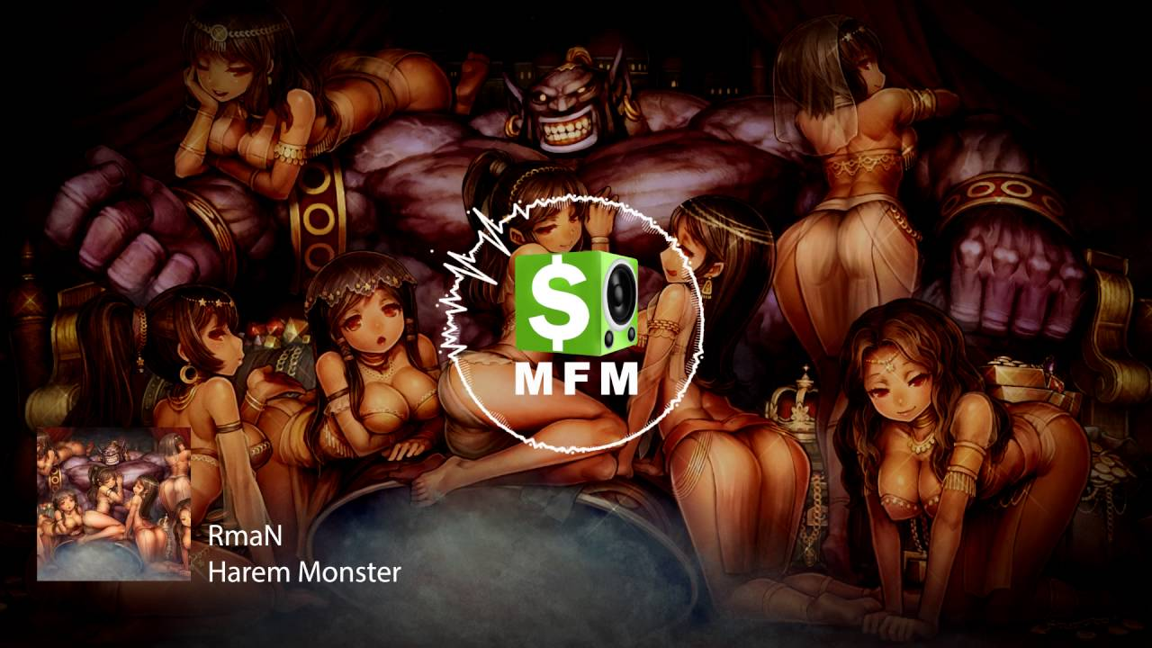 Rman Harem Monster Free Oriental Trap Dubstep Music For Monetize