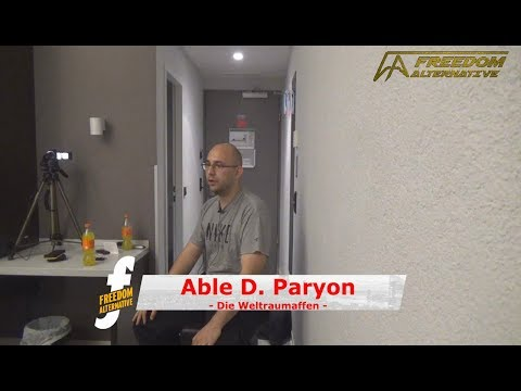 On the German alternative media with Able Paryon