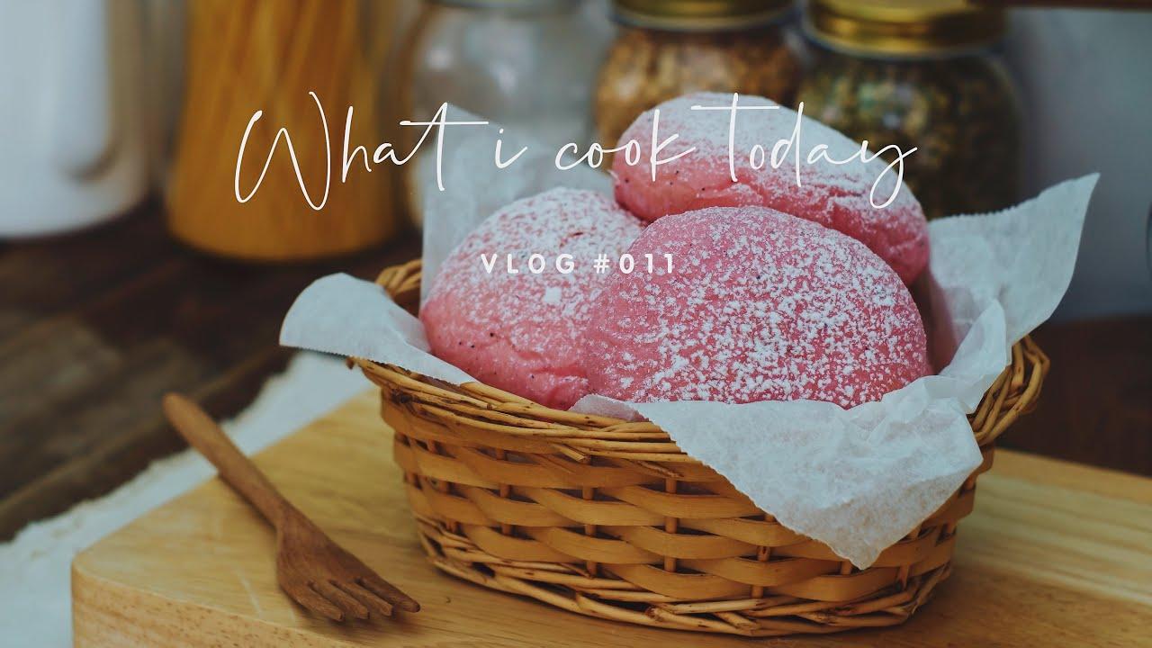 Bánh mì thanh long kem trà xanh ngon xỉu lên xỉu xuống | Gỉai cứu thanh long | Minz's Kitchen – #011