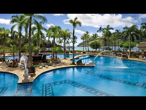 Top 10 Beachfront Hotels & Resort in Kauai, Hawaii