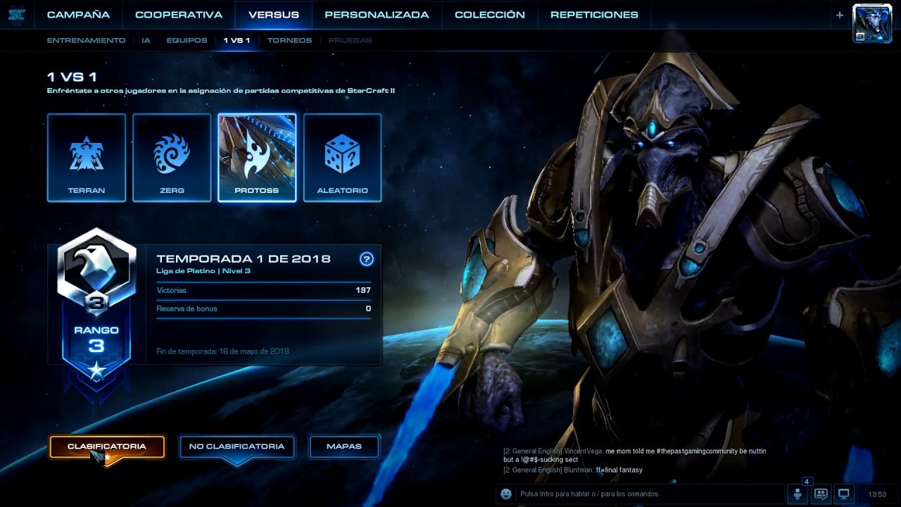 Starcraft 2 legacy of the void campaña resumen de diabetes