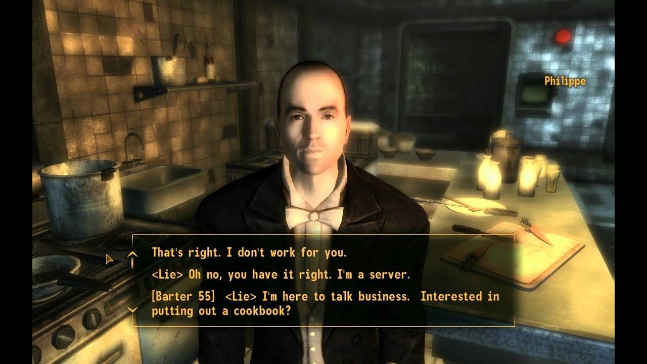 Fallout new vegas best conversation youtube voltagebd Choice Image