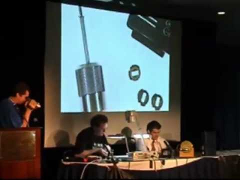 H2K2 (2002): Lockpicking