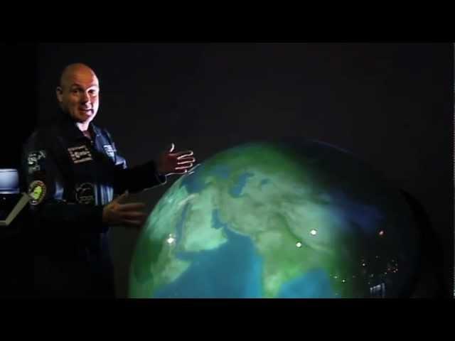 Ruimteschip Aarde - introductie door André Kuipers