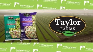 AndNowUKnow - Taylor Farms - Shop Talk
