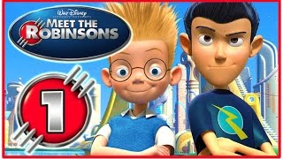 Meet the Robinsons Walkthrough Part 1 (X360, Wii, PS2, GCN) Egypt - Escape the Tomb